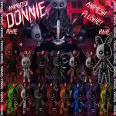 [TNK] DONNIE  - BLACK/WHITE #2
