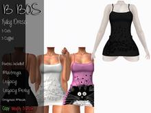 B BOS - Xuky Dress - Coffee Black - (Add me)