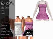 B BOS - Xuky Dress - Coffee Pink - (Add me)
