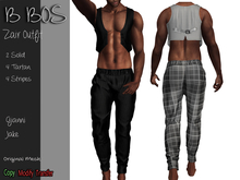 B BOS - Zair Outfit - Fatpack - (Add me)