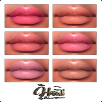 .:the-HAUS: Caiti Lipstick Pallet