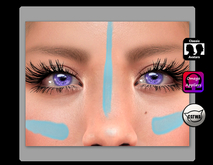 Face Paint Appliers [bom/catwa/omega]