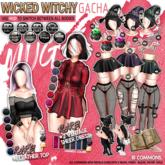 Mug - Wicked Witchy - #3 Witch Hat Black