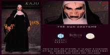 KAJU -  The NUN Costume (Add and Touch)