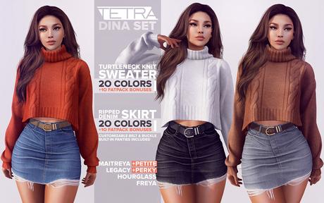 TETRA - Dina Full Set