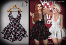 (*<*) 1313 Sonia Dress - Sugar Skulls