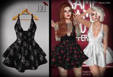 (*<*) 1313 Sonia Dress - Pinup