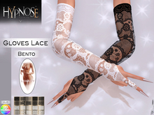 HYPNOSE - GLOVES LACE BENTO LEGACY
