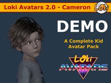 Loki Avatars 2.0 - Cameron DEMO
