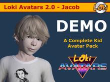 Loki Avatars 2.0 - Jacob DEMO