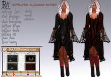 RAMS WEAR - Dress - Nightmare halloween version
