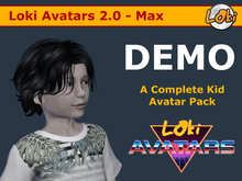 Loki Avatars 2.0 - Max DEMO