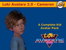 Loki Avatars 2.0 - Cameron