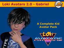Loki Avatars 2.0 - Gabriel