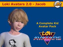 Loki Avatars 2.0 - Jacob