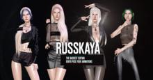 RUSSKAYA - THE BADDEST EDITION