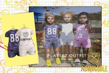 Admirable- Playset Shirt (FatPack)