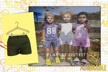 Admirable- Playset Shorts (Olive)