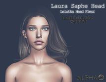 A L P H A   .Stylists.    Laura Shape For Lelutka Fleur Head
