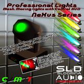 # Nexus DJ Series  Spotlight Moving Head with HUD