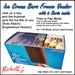 Michelle's Ice Cream Freeze Vendor Machine