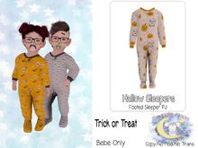{SMK} HallowSleeper   Trick or Treat   Bebe Toddler