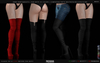 :PC: Anne High Boots  w/Pants (Belleza Venus, Isis, Freya, Slink Physique, Hourglass, Maitreya Lara)