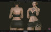 :PC: Marina Bustier (For Belleza Venus, Isis, Freya, Slink Physique, Hourglass, Maitreya, TMP, Tonic and EVE)