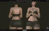 :PC: Marina Skirt (For Belleza Venus, Isis, Freya, Slink Physique, Hourglass, Maitreya, TMP, Tonic and EVE)