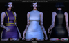 :PC: Kammy Dress (Belleza Venus, Isis, Freya, Slink Physique, Hourglass, Maitreya Lara)