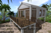 Lulu Beach Hut(72LI, 13x17.5)