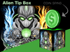 Alien_Tip Coin Box
