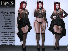 HYPNOSE - MINERVA OUTFIT
