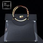 MY BAGS by Mila Blauvelt MY COBELLI  BLACK *