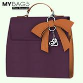 MY BAGS by Mila Blauvelt MY MADRID GARNET
