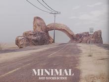 MINIMAL - Red Rocks Scene