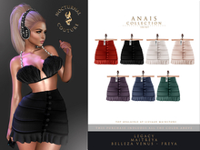 [Nocturnal Couture] Anais skirt - All Pack