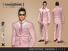 High End Suit - Carnation - Signature, Legacy, Belleza, SLink, Classic Avatar