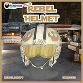*TNB* Old Rebel Helmet