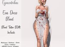 ::EGO - Eva Blood Dress & Blood Tattoo BOM::