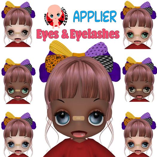 CHIBIT / Eyes & Eyelashes Applier HUD
