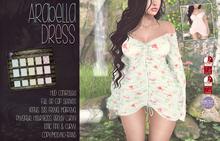 [QE] Arabella Dress -Rosey- *FALL PROMO*