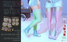 [QE] Alexx Boots & Bella Socks