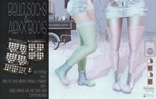 [QE] Alexx Boots & Bella Socks DEMO