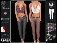 PROMO -50% Stars - Maitreya, Legacy, Classic, Belleza, Slink - Kiara top & pants