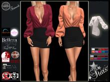 PROMO -50% Stars - Maitreya, Legacy, Belleza, Slink, Altamura, TMP - Louise dress