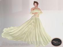 .:FlowerDreams:. Ella Gown - sea green Demo