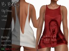 B BOS - Elly Dress - Fatpack - (Add me)