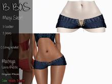 B BOS - Muxu Short - Jeans Blue (Add me)