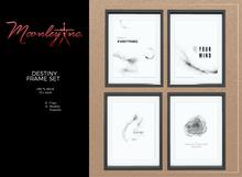 Moonley inc. - Destiny frame Set